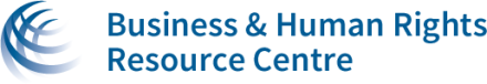 Logo for business and human rights resource centre.